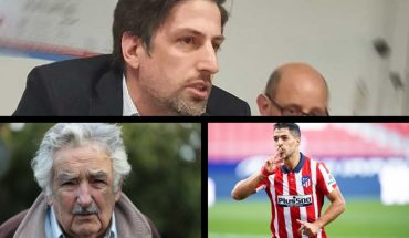 Trotta on formal return to school at AMBA; Government confirms increase in poverty rate; Pepe Mujica withdraws from politics; Suarez debuts with 2 goals at Atletico and much more...