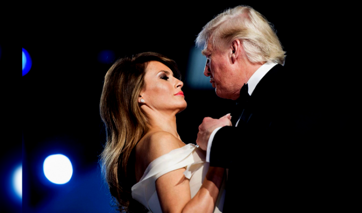 """Trump's ex-partner claims the representative called his marriage to Melania """"just another deal."""
