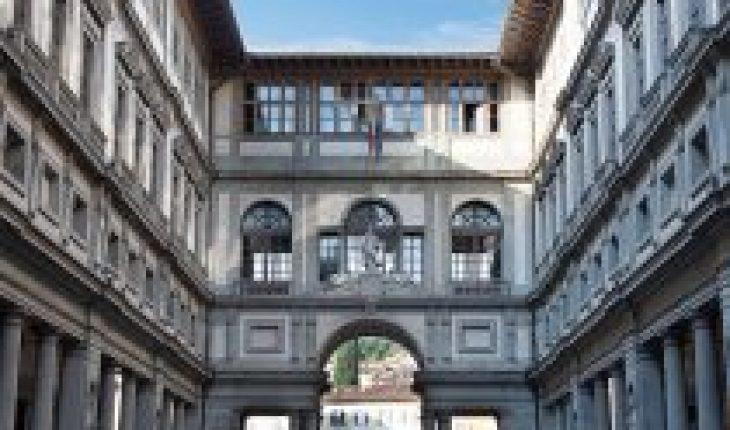 Uffizi Gallery Virtual Tour with UNAB