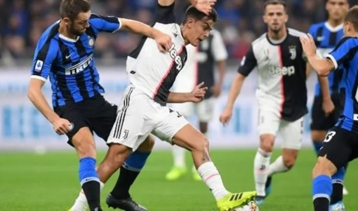 With Paulo Dybala and Lautaro Martínez as protagonists the Serie A returns