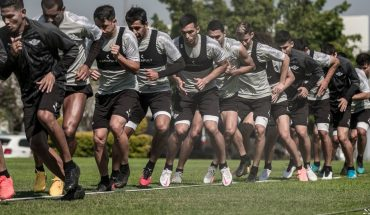 Within days of receiving Boca, Libertad confirmed a case of coronavirus on campus