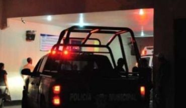 Young man accidentally injured with a devil's gun in Los Mochis, Sinaloa