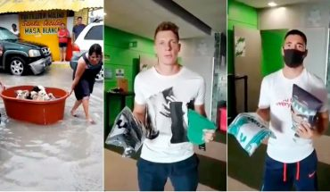 the club sends you message and gifts (Video)