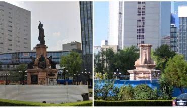 AMLO pide que no se desquiten con estatua de Colón por la Conquista