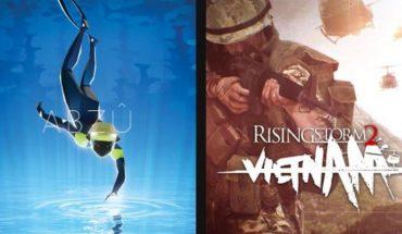 Abzu y Rising Storm 2: aventura y acción para bajar gratis en PC