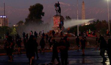 Al menos seis personas fueron detenidas este viernes tras nueva jornada de manifestaciones