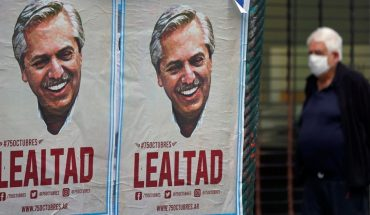 """Alberto Fernández en el Día de la Lealtad: """"Vamos a terminar con la argentina del odio"""""""