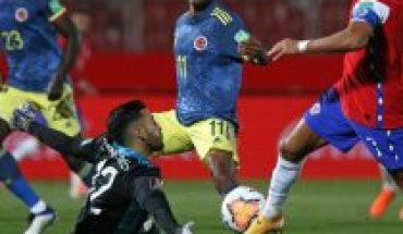 Amargo empate ante Colombia: Chile nuevamente dejó escapar puntos en la agonía