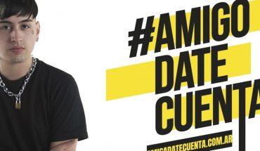 #AmigoDateCuenta: la campaña para que los varones se cuestionen mandatos machistas
