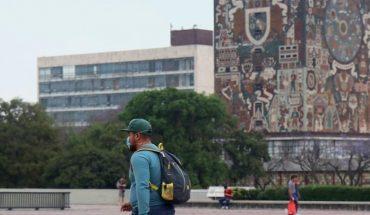 Amplia UNAM suspensión de actividades hasta enero de 2021