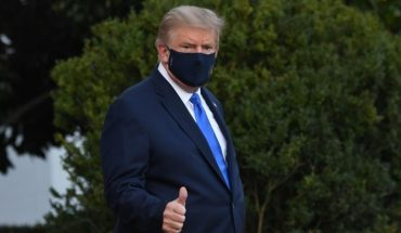 Aseguran que Donald Trump podría recibir el alta médica este lunes
