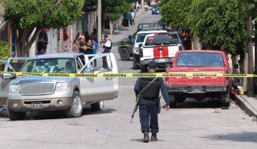 Asesinan a 92 personas en Guanajuato en los primeros 5 días de octubre