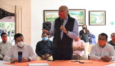 Avanza construcción de Agenda Ciudadana con foro en Zamora