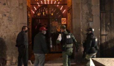 Ayuntamiento de Morelia vigila el cumplimiento de medidas sanitarias en bares y centros nocturnos