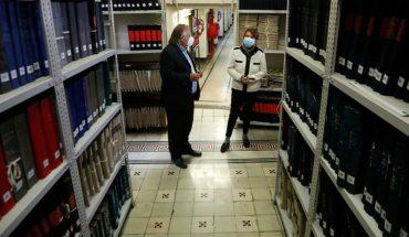 Biblioteca Nacional reabre sus puertas al público con horario reducido