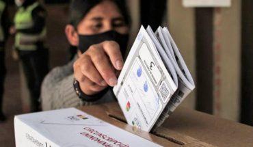 Bolivia: una nueva jornada de elecciones y un operativo de seguridad