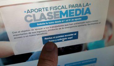 Bono Clase Media: Fiscalía Nacional evalúa abrir investigación penal