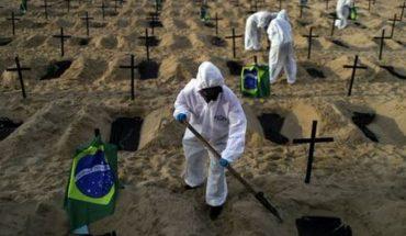Brasil sobrepasa las 150.000 muertes por coronavirus