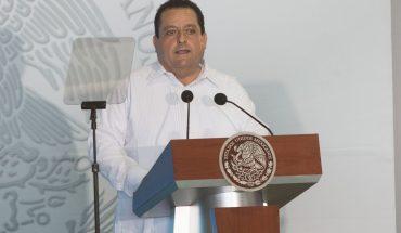 Carlos Mendoza, de Baja California Sur, da positivo a COVID