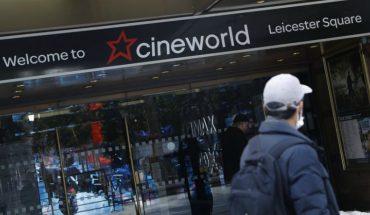 Cierran temporalmente cientos de cines en EE.UU. y Reino Unido