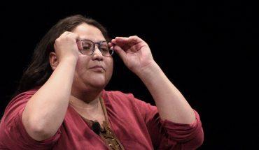 Citlalli Hernández promueve voto a favor de Morena; viola la ley: consejero
