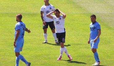 Colo Colo no levanta y sigue en el fondo: perdió 2-0 ante Iquique en el Monumental