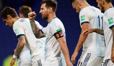 Con gol de Messi de penal, Argentina le ganó 1 a 0 a Ecuador