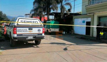 Con una bolsa en la cabeza es encontrado un cuerpo en Uruapan, Michoacán