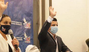 Consejo Estatal del Pan aprueba posibilidad de candidatura común para la gubernatura encabezada por un ciudadano