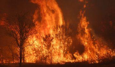 Córdoba: tras la lluvia se reativaron dos focos de fuego