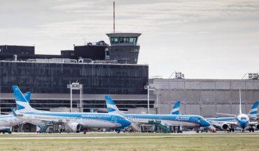 Coronavirus: Aerolíneas denunciará penalmente a quienes evadan los controles