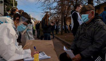 Coronavirus en Argentina: registraron 16.325 nuevos casos y 438 muertos