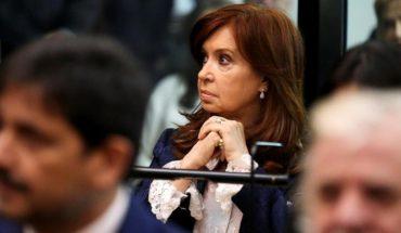 """Cristina Kirchner: """"El freno a la economía y la incertidumbre son agobiantes"""""""