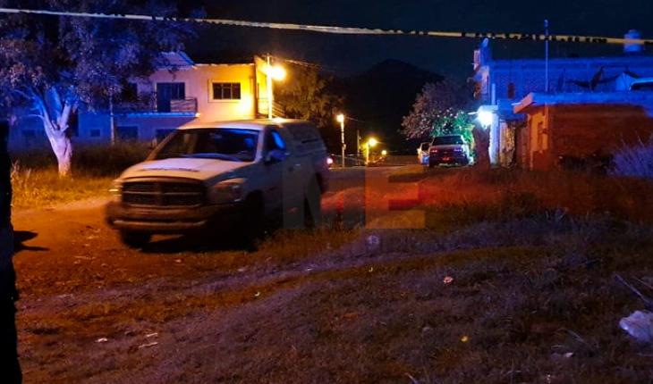Cumplimenta FGE orden de aprehensión contra presunto responsable de homicidio ocurrido en Jacona