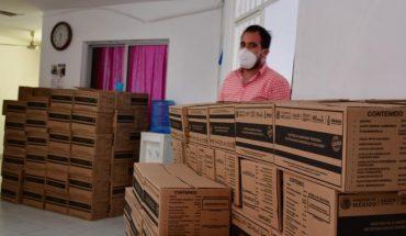 DIF de Salvador Alvarado se retrasa en la entrega de despensas