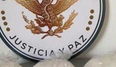 Decomisan más de 3 mil pastillas de fentanilo en Escuinapa, Sinaloa