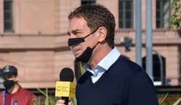 """Diego Santilli sobre la vuelta de clases presenciales: """"Es importante la revinculación escolar"""""""
