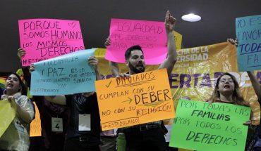 Diputados de Sonora no logran mayoría para aprobar el matrimonio igualitario