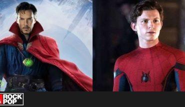 Doctor Strange se suma a Spider-Man 3 — Rock&Pop