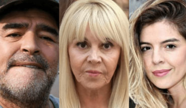 El desesperado llamado de Claudia Villafañe a Diego Maradona