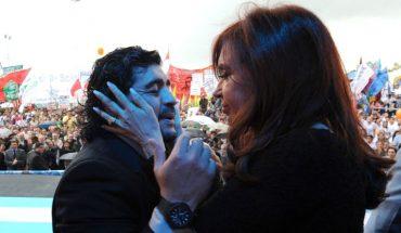 """El saludo de Maradona en el Día de la Lealtad: """"Fui, soy y seré siempre peronista"""""""