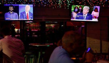 Elecciones en EE.UU: Trump y Biden tuvieron un segundo encuentro a distancia