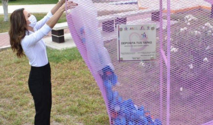 En Mocorito se unen al apoyo de los niños con cáncer