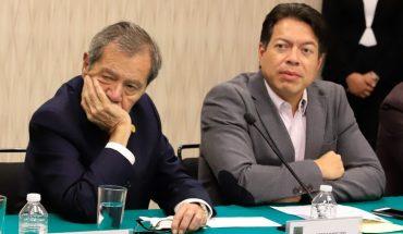 En apoyo a Muñoz Ledo, denuncian a Mario Delgado ante Fepade