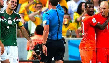 En partido amistoso, México enfrenta a Holanda el miércoles