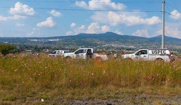 Encuentran un cuerpo cerca de Arko San Antonio en Morelia, Michoacán