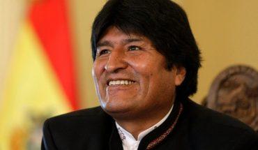 Evo Morales cumple hoy 61 años