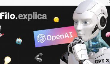 Filo.explica | GPT 3, el modelo de lenguaje de inteligencia artificial más increíble