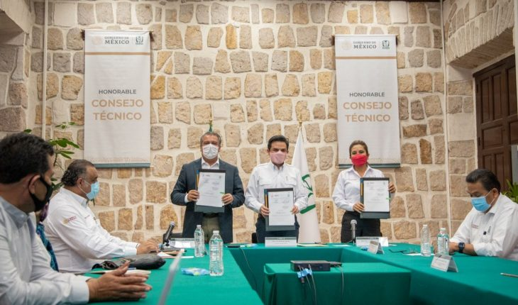 Firman IMSS y municipio de Morelia convenio para ampliar el acceso a servicios de salud