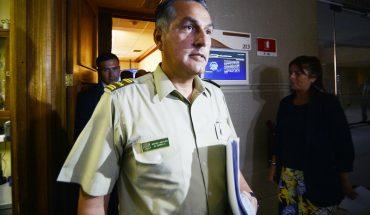 """General Rozas aseguró que en materia de orden público """"la vinculación es con el Ministerio del Interior"""" y no con Defensa"""